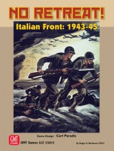 No Retreat : Italian Front