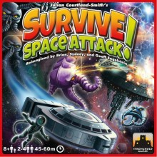 Survive!: Space Attack!