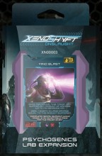 Xenoshyft Onslaught: Psychogenic Research