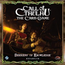 A Call of Cthulhu LCG: Seekers of Knowledge