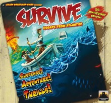 Survive!: Escape from Atlantis - 30th Anniversary