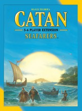 Catan - Seafarers - 5 and 6 Player Extension