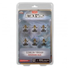 Dungeons & Dragons Attack Wing - Goblin Fighter