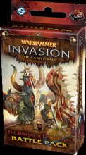 Warhammer Invasion LCG: The Burning Derricksburg
