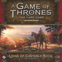 A Game of Thrones LCG (2nd) - Lions of Casterly Rock