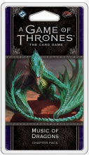 A Game of Thrones LCG (2nd) - Music of Dragons