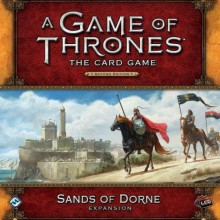 A Game of Thrones LCG (2nd) - Sands of Dorne