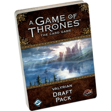 A Game of Thrones LCG (2nd) - Valyrian Draft Pack