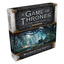 A Game of Thrones LCG (2nd)- Wolves of the North