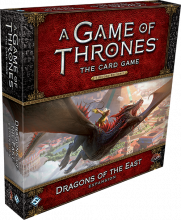 A Game of Thrones: The Card Game (The Second Edition) –  Dragons of the East