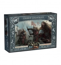 A Song of Ice & Fire: Tabletop Miniatures Game Stark Umber Greataxes