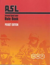 Advanced Squad Leader 2nd Edition - Pocket Rulebook