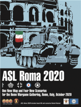 Advanced Squad Leader: Roma 2020