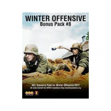 Advanced Squad Leader: Winter Offensive 2017 Bonus Pack 8