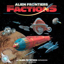 Alien Frontiers: Factions (2018)