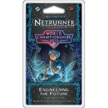 Android: Netrunner LCG: 2015 World Champion Corp Deck