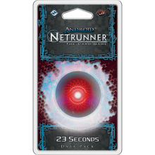 Android: Netrunner LCG: 23 Seconds
