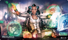 Android Netrunner: New World Order Playmat