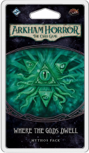 Arkham Horror LCG: The Card Game – Where the Gods Dwell: Mythos Pack