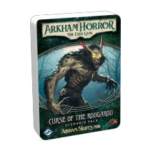 Arkham Horror: The Card Game - Curse of the Rougarou (POD)