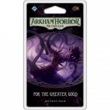 Arkham Horror LCG: The Card Game – For the Greater Good: Mythos Pack