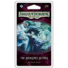 Arkham Horror: The Card Game – The Boundary Beyond Mythos Pack