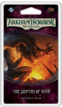 Arkham Horror LCG: The Card Game – The Depths of Yoth: Mythos Pack