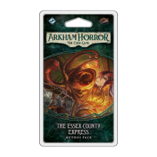 Arkham Horror LCG: The Card Game - The Essex County Express
