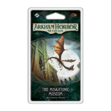 Arkham Horror LCG: The Card Game - The Miskatonic Museum