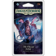 Arkham Horror LCG: The Card Game - The Pallid Mask