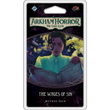 Arkham Horror LCG: The Card Game – The Wages of Sin: Mythos Pack