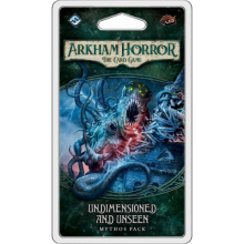 Arkham Horror LCG: The Card Game - Undimensioned and Unseen