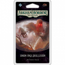 Arkham Horror: The Card Game – Union and Disillusion: Mythos Pack