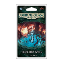 Arkham Horror LCG: The Card Game - Where Doom Awaits