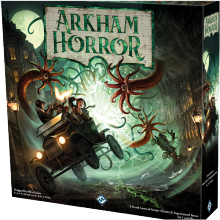 Arkham Horror (Third Edition, anglicky)