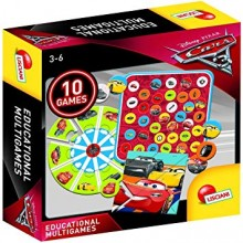 Cars 3 Educational Multigames