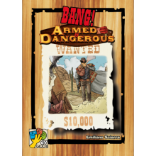 Bang! 4th Edition: Armed & Dangerous (anglicky)