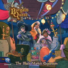 Bargain Quest: The Black Market Expansion