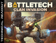Battletech: Technical Readout Clan Invansion