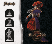 Black Rose Wars: Constructs