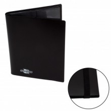 Blackfire Flexible Album - Compact-Size - Black