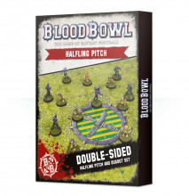 Blood Bowl Halfling Pitch (hřiště)