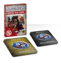 Blood Bowl - Hall of Fame Special Cards