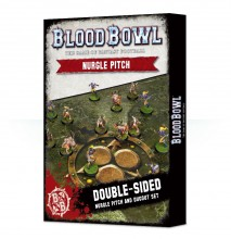 Blood Bowl Nurgle Pitch (hřiště)
