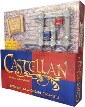 Castellan - Blue & Red