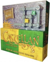 Castellan - Yellow & Green