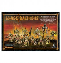 Chaos Daemons: Plaguebearers of Nurgle