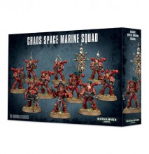 Chaos Space Marine: Squad