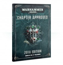 Chapter Approved 2018 Edition (kniha)