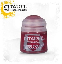 Citadel Technical: Blood for Blood God (barva na figurky)